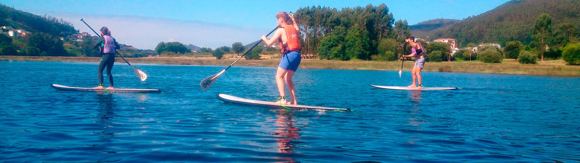 Deporte y aventura en Galicia