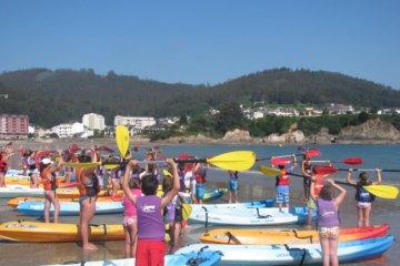 kayaks playa