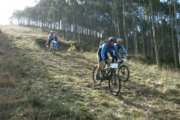 rutas en btt en Galicia