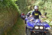 Ruta en quad en Lugo
