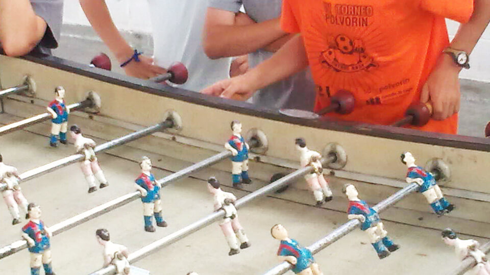 Juegos populares en Viveiro
