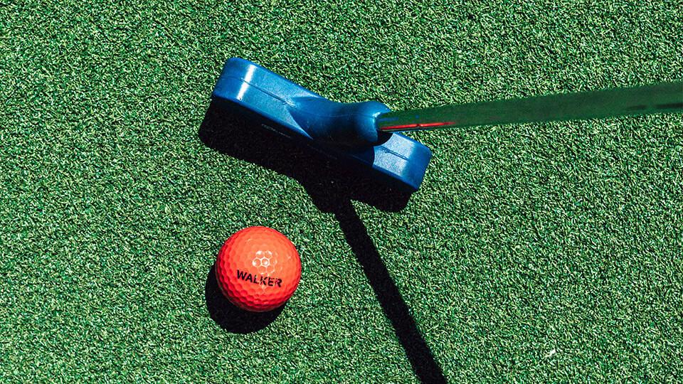 Circuito de golf en Viveiro